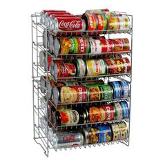 Clever Can Rack
