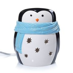 Candle Warmer, Wax Warmer, Candle Accessories, Penguins, Baby Shoes, Fragrance, Candles, Led, Cheer