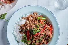 How To Cook Mince, How To Cook Beef, Mince Recipes, Sausage Recipes, Mince Meals, Beef Meals, Spicy Asian Beef, Vegetarian Fried Rice, Beef Lasagne
