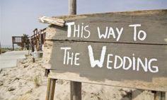 Trouwen Texel :: Bruiloft aan het Strand