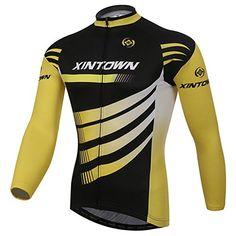 "Wind Lord Xinzechen Thermal Fleece Cycling Jersey Long Sleeve Wind ... <a href=""https://www.amazon.com/dp/B01N9BB77R/ref=cm_sw_r_pi_dp_x_pUJpybVHHGNJ7"" rel=""nofollow"" target=""_blank"">www.amazon.com/...</a>"