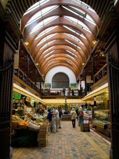 English Market, Cork City, Ireland