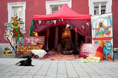 tarot tent - Google Search