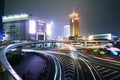 отели Шанхая