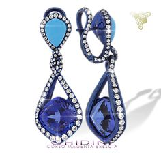 Ocean  #stylish #accessory #flowers #accessories #springtime #fashion #diamond #jewelrytrends #jewelrygram #cute #love #jewel #beautiful #gemstone #instajewelry #jewelry #jewels #luxury #earring #thebest #tradition #glamour #italy #followme #picoftheday #girl #sapphire #blue