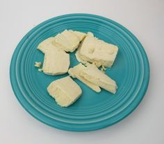 "Vegan Mozzarella Cheese - I created this recipe by accident, and it has become my absolute favorite ""cheese"" for Vegan Pizza and Paleo Pizza. We DO want cheese on our pizza! It slices beautifully, and uses pure coconut instead of dairy. It's so close to that cheese flavor that when you mix it with other ingredients, you can't tell it's not cheese. This recipe is also free of soy, gmo, and stabilizers or thickeners like so many ""Vegan"" cheeses. #paleo #pizza"