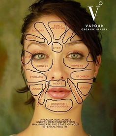 Zits…why they show up where they do Reflexology of the Face {Very telling of my experience, if true} Chinese Face Map, Chinese Face Reading, Gesicht Mapping, Beauty Care, Beauty Hacks, Diy Beauty, Homemade Beauty, Fashion Beauty, Homemade Facials