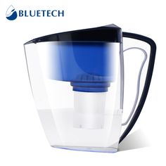 Advanced Silver-loaded Activated Carbon Portable Water Filter Jug /3.5L Jug With Water Filter