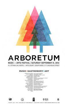 Arboretum Indie Festival; Ottawa