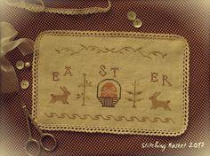 Pattern by SubRosa Design – Rabbit's Garden