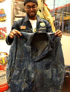 Vintage Jeans, Vintage Clothing, Vintage Outfits, Edwin Jeans, Japanese Denim, Cool Gear, Denim Style, Ageing, Wabi Sabi
