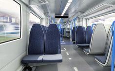 Thameslink Class 700 Interior Design on Behance