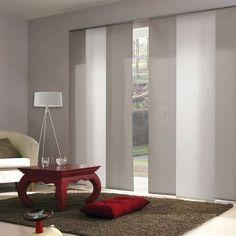 1000 images about rideaux panneaux japonais on pinterest merlin curtains and deer antlers. Black Bedroom Furniture Sets. Home Design Ideas