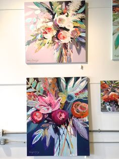 design indulgence: ART Featuring work of Artist Erin Gregory