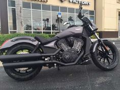 Check out this 2017 Victory OCTANE listing in POMPANO BEACH, FL 33064 on Cycletrader.com. It is a Cruiser Motorcycle and is for sale at $10499.
