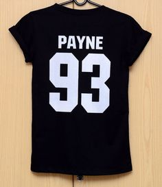 Liam Payne Shirt One Direction 1D Shirts T Shirt by SevenHeaven41, ฿500.00
