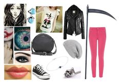 """""""Cadie Willows Outfit Eighteen"""" by yukihanayuuki ❤ liked on Polyvore"""