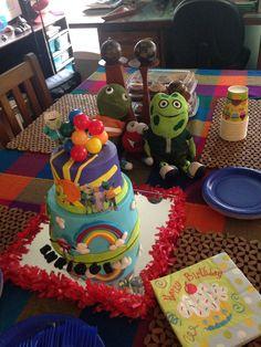 Atención Atención Birthday Cake