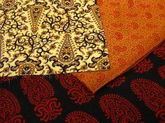 Fabric Ideas by princessfaizah, via Flickr