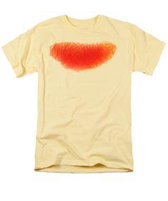Smile Men's T-Shirt (Regular Fit) featuring the photograph Citrus Smile by Sverre Andreas Fekjan