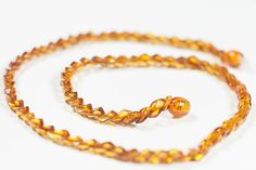 Luxury Baltic polished amber necklace. by LuxuryBalticAmber, $27.91