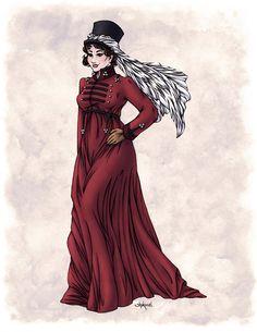 Regency Fashion Print  Equestrian Lady from 19th c by Shakoriel