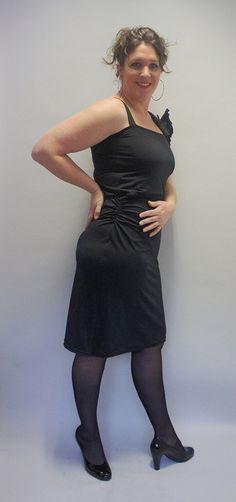 Little black dress by Gracy