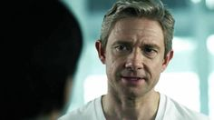 You might think you know Martin Freeman. You've seen him in such incredibly British fare as Sherlock, The Hobbit, The Office and Love Actually. Martin Freeman, Amanda Martin, Amanda Abbington, Like A Sir, Tv Episodes, Marvel Actors, John Watson, Johnlock, People