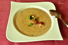 Foodclub — кулинарные рецепты с пошаговыми фотографиями - Суп из шампиньонов