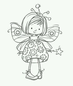 Discover thousands of images about Marina Fedotova - Screen shot at Illustration, Coloring Book Pages, Digital Stamps, Doodle Art, Embroidery Patterns, Felt Patterns, Ribbon Embroidery, Machine Embroidery, Art Drawings