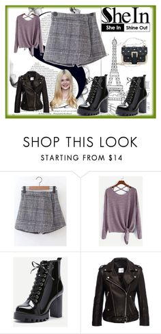 """""""SheIn 4"""" by dinka1-749 ❤ liked on Polyvore featuring Anine Bing and RED Valentino"""