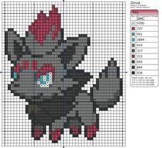 570+-+Zorua+by+Makibird-Stitching.deviantart.com+on+@deviantART