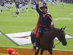 The Cavalier for University of Virginia..   Wahoowa! No school is finer...