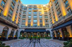 Travel Tag: Four Seasons Hotel George V, Paris - The Road Les Traveled