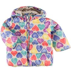 ESPRIT Baby Girl Basic Jacke outdoor hellbeige #Kinderwinterjacke #Kinderskijacke #Daunenjacke #bunt #herzchen #esprit #warm #kuschelig #Kinder #Mädchen