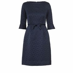 Quilted Flower Shift Dress by Orla Kiely. $438. Not exactly the same as the one Anthro carries but close.