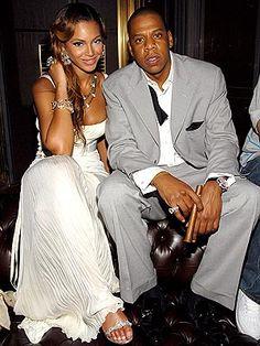 Bey and Jay. Favorite music mogul couple!