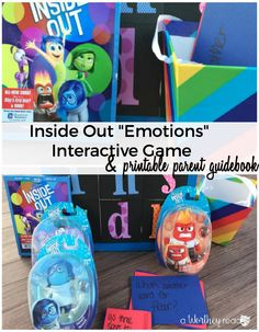 "Inside Out ""Emotions"