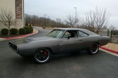 1969 Dodge Charger - OMG, this is my dream car! Old Muscle Cars, American Muscle Cars, My Dream Car, Dream Cars, 1969 Dodge Charger, Old School Cars, Sweet Cars, Us Cars, Collector Cars