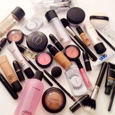 MAC makeup <3