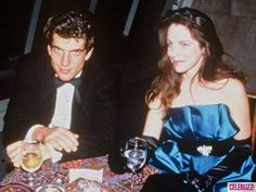 At the Met Ball, December 1988