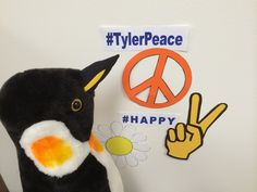 Pepe promotes peace daily, but especially the Tyler Art of Peace Festival which will include showing the documentary HAPPY on campus 9.14.14 at 2pm in the UC Theater #TylerPeace #Wellness #SocialJustice #AntiViolence #PrimaryPrevention #CulturalChange