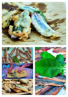 Celebrate the reopening of the fishing in Adriatic with tasty Fried Anchovies & Sage