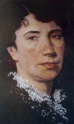 Retrato de Rosalía de Modesto Brocos