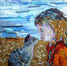 Irit Levy - artist: My Mosaic Art Archive