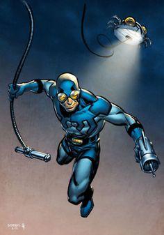 The Blue Beetle - DC Comics