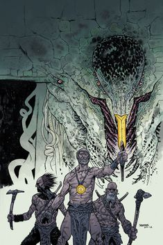B.P.R.D. The Abyss of Time #2 Cover