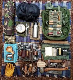Big Out Bag – – Everything About Camping – rickie french 363 – bushcraft camping Camping Tarp, Camping List, Camping Tools, Camping Stove, Camping Equipment, Outdoor Camping, Tent Tarp, Camping Checklist, Camping Essentials
