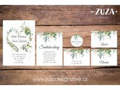 Place Cards, Place Card Holders, Design
