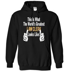 LAW CLERK - LOOKLIKE T Shirt, Hoodie, Sweatshirt